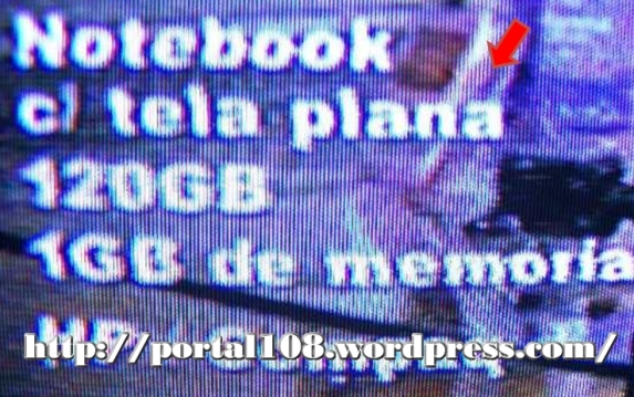 notebook tela plana